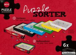 Puzzle Sorter / Sorteringslåda (x6)