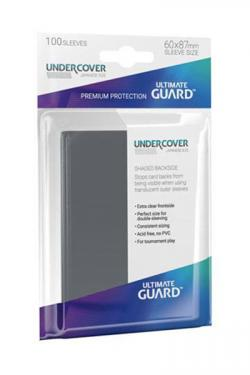 Undercover Sleeves Japanese Size (100)