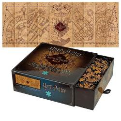 Harry Potter Jigsaw Puzzle The Marauder's Map Cover