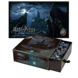 Harry Potter Jigsaw Puzzle Dementors at Hogwarts