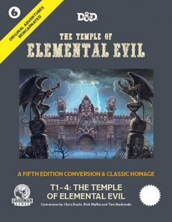 #6 Temple of Elemental Evil
