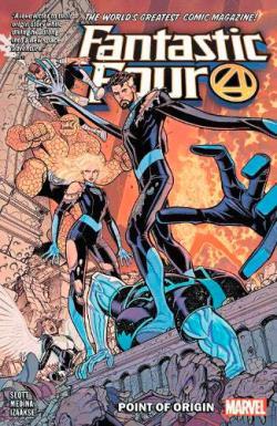 Fantastic Four Vol 5: Point of Origin