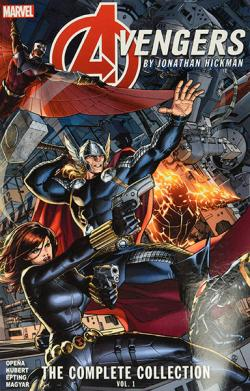 Avengers by Jonathan Hickman: The Complete Collection Vol 1