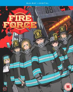 Fire Force Season 1 Part 1