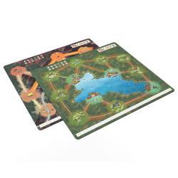 Playmat - Mountain/Lake