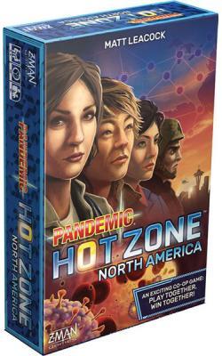 Hot Zone - North America (Skandinavisk Utgåva)