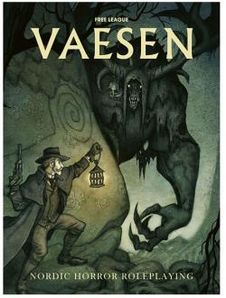 Vaesen Nordic Horror: RPG Core Rulebook