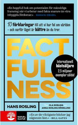Factfulness: Tio knep som hjälper dig att förstå världen