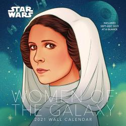 Women of the Galaxy 2021 Wall Calendar