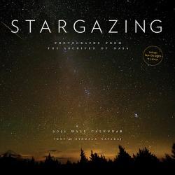 Stargazing Wall Calendar 2021