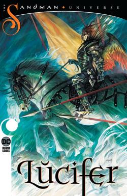 Lucifer Vol 3: The Wild Hunt