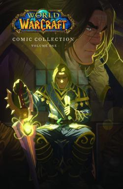 World of Warcraft Comic Collecion Vol 1