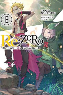 Re: Zero Light Novel 13
