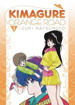 Kimagure Orange Road Omnibus Vol 1