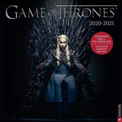 Game of Thrones 2021 Wall Calendar