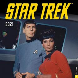Star Trek 2021 Wall Calendar