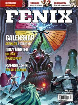 Fenix Nr 3, Juni 2020