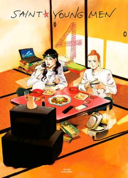 Saint Young Men 4