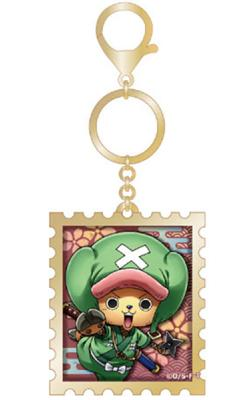 KirieArt Metal Key Chain Tony Tony Chopper