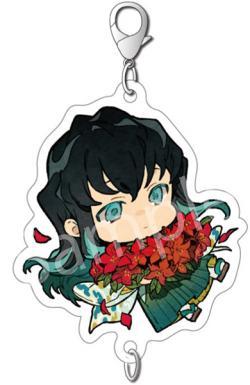 Chain Collection Tokito Muichiro Birth Flower Ver.
