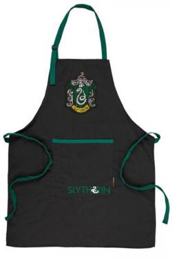 Harry Potter Apron with Pocket Slytherin