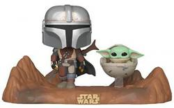 Mandalorian & Child Pop! Vinyl Figure