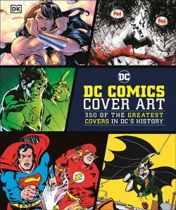 DC Comics Cover Art