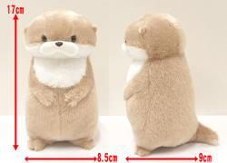 Kawauso Otter Plush: Medium Usoyan