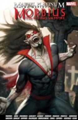 Marvel Platinum: The Definitive Morbius the Living Vampire