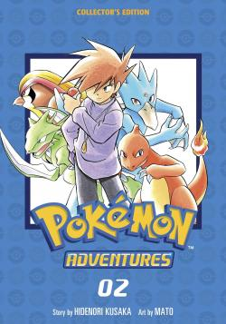 Pokemon Adventures Collector's Edition Vol 2
