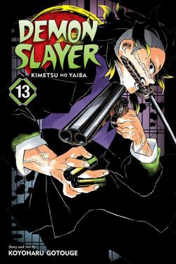 Demon Slayer Kimetsu no Yaiba Vol 13