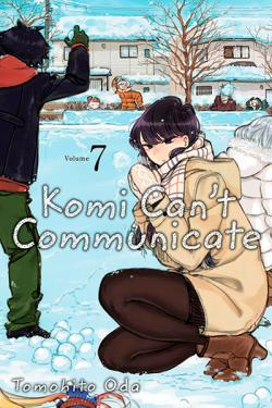 Komi Can't Communicate Vol 7
