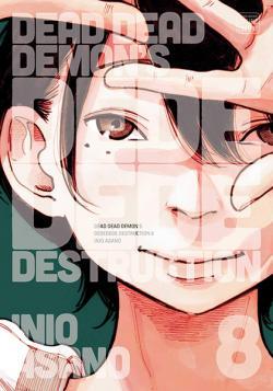 Dead Dead Demons Dededede Destruction Vol 8