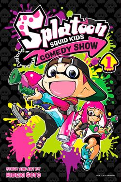 Splatoon Squid Kids Comedy Show Vol 1