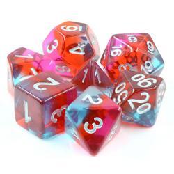 Savannah Sunrise (set of 7 dice)