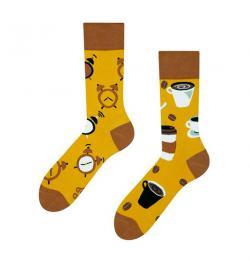 Coffee Time Socks size 39-42