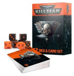 Kill Team Dice & Card Set