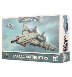 Tau Air Caste Barracuda Fighters