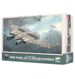 Tau Air Caste Tiger Shark AX-1.0 Fighter-Bombers