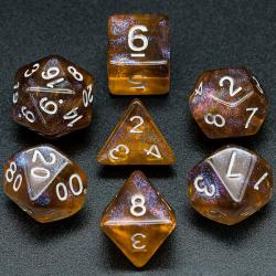 The Element of Thunder (set of 7 dice)