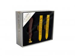 Harry Potter: Hufflepuff Wax Seal Set
