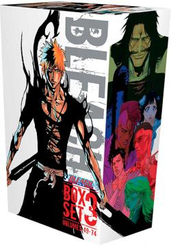Bleach Box Set Vol 3: Vol 49-74