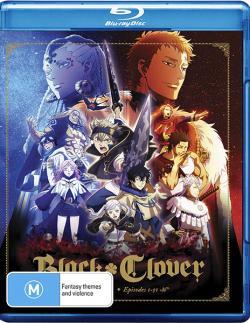 Black Clover: Complete Season 1