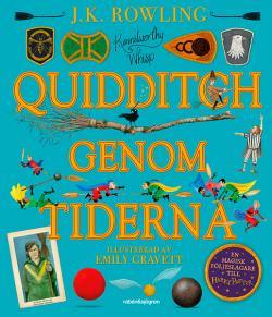 Quidditch genom tiderna illustrerad