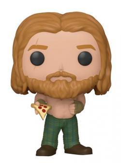 Avengers Endgame Thor with Pizza Pop! Vinyl Figure
