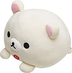 Rilakkuma Korilakuma Plush: Small Super Soft Cushion