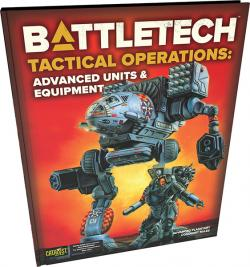 Tactical Operations - Advanced Units & Equipment
