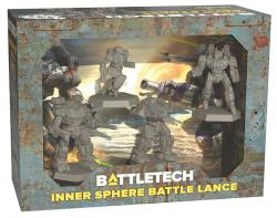 Inner Sphere Battle Lance