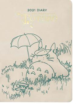 Totoro Schedule Diary 2021 Large