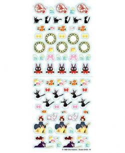 Kiki's Delivery Service Schedule Diary 2021 Stickers 2